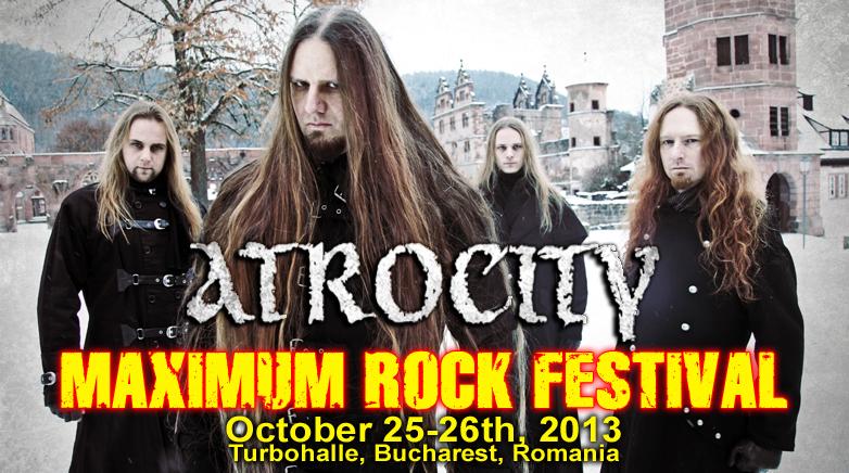 Atrocity MR Fest 2013