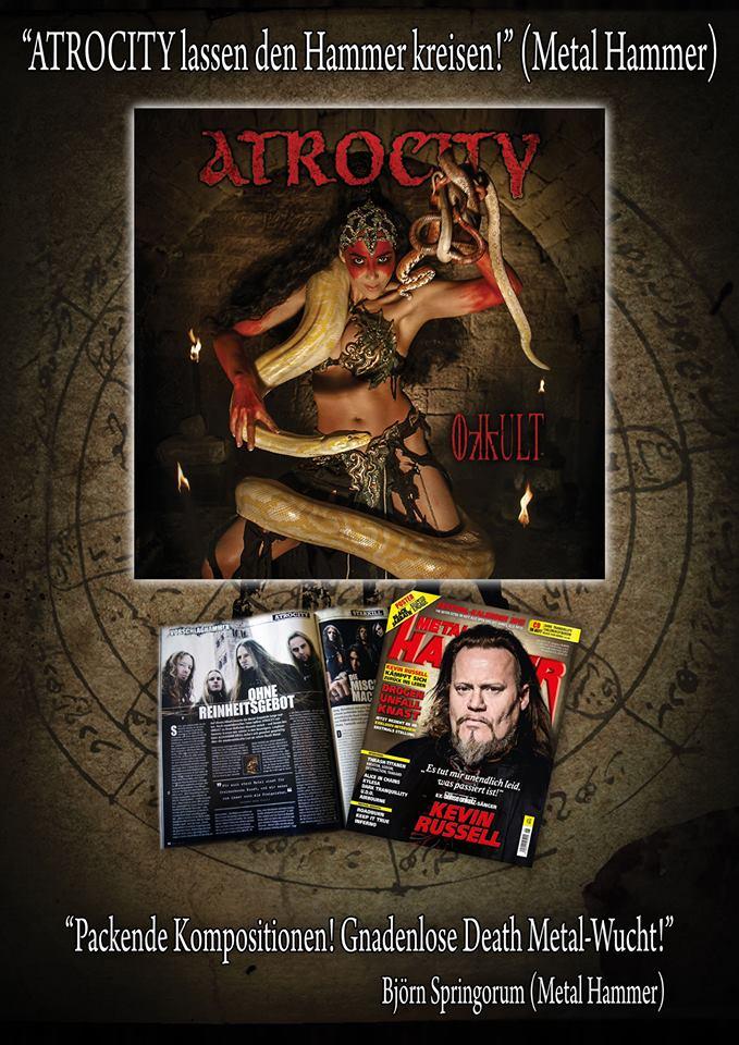 Atro Metal Hammer